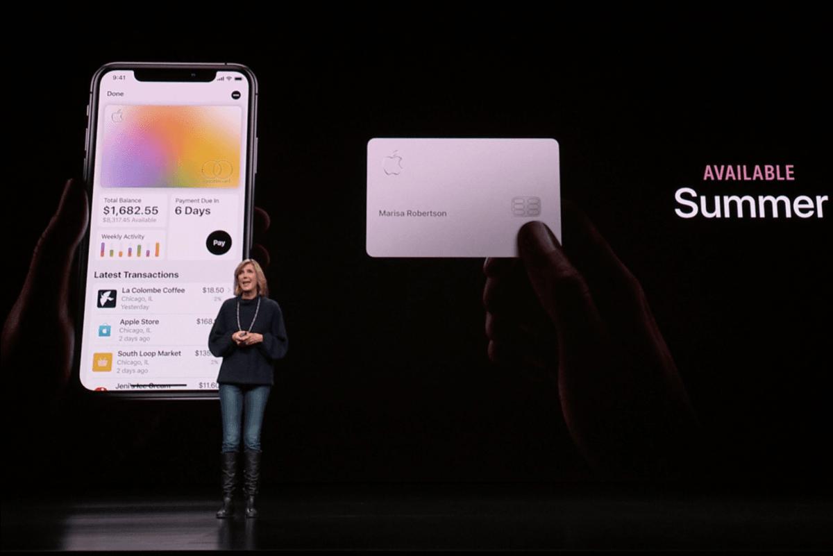 Apple Card - karta tylko dla mężczyzn?