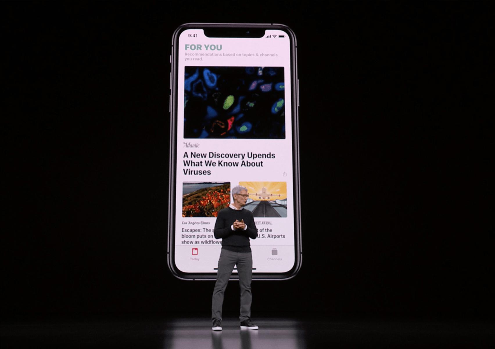 A tak się Tim Cook chwalił. The New York Times usuwa swoje artykuły z Apple News 30