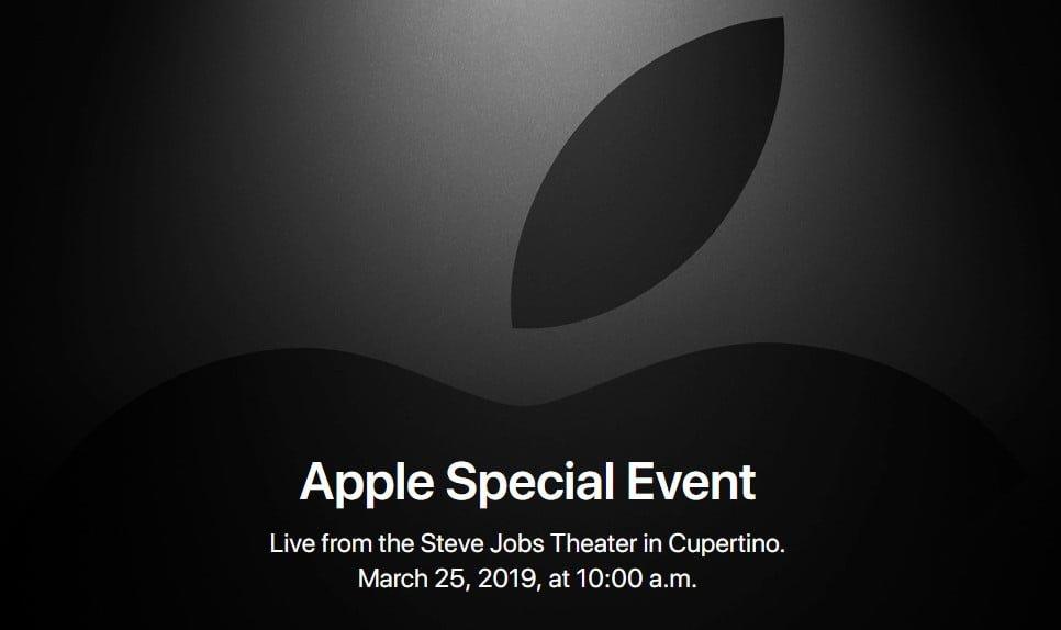 Apple zaprasza na konferencję 25 marca. Ruszy wyczekiwane VoD od Tima Cooka?