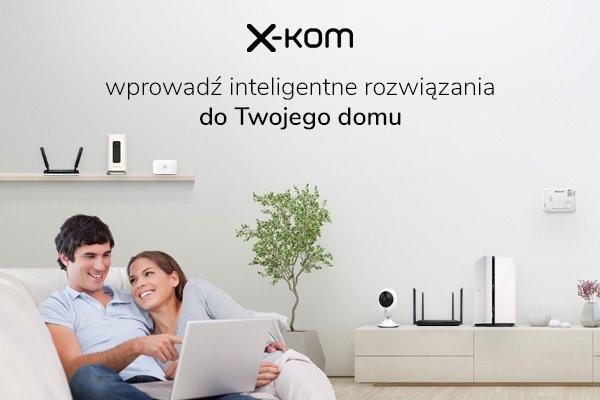 Tydzień trzech dużych promocji w x-kom. To oferty dla osób kreatywnych, fanów Smart Home i ludzi aktywnych