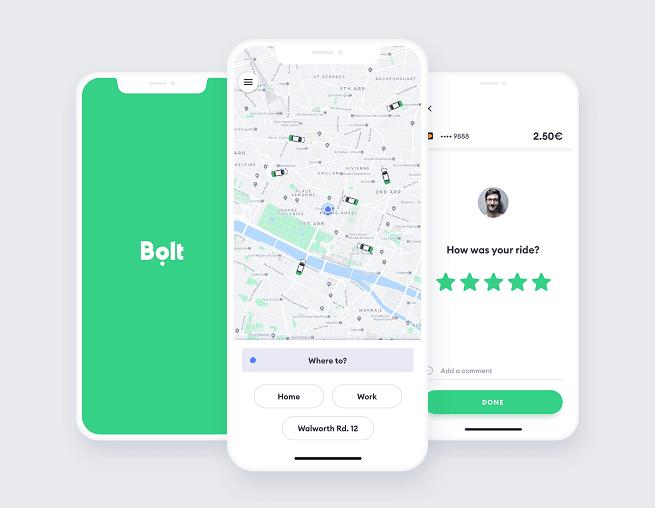 Taxify prezentuje nowe logo i zmienia nazwę. Od teraz to Bolt