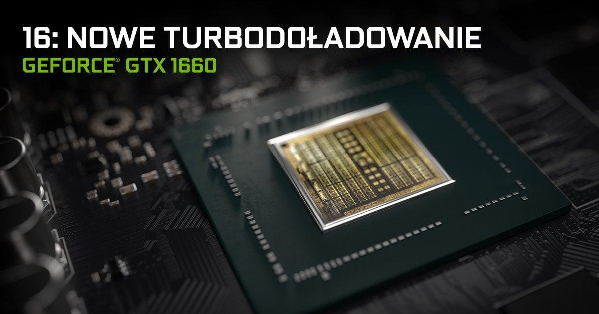 NVIDIA wypuszcza na rynek następcę karty graficznej GTX 1060, czyli GTX 1660!