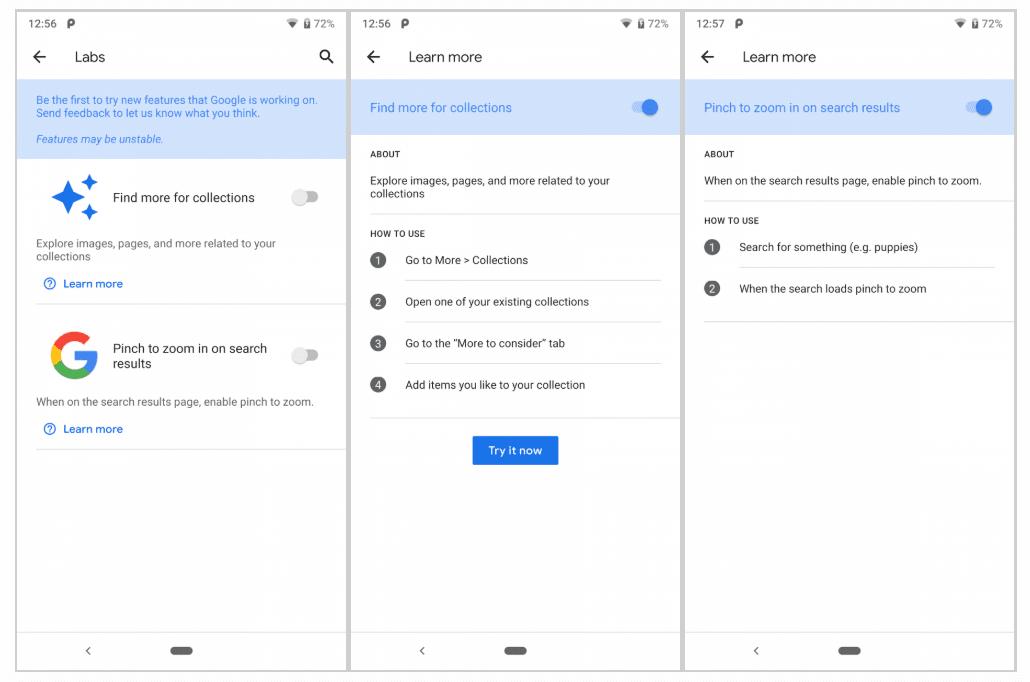 Nadchodzą ciekawe nowości w aplikacji Google. Beta powinna zadebiutować już wkrótce