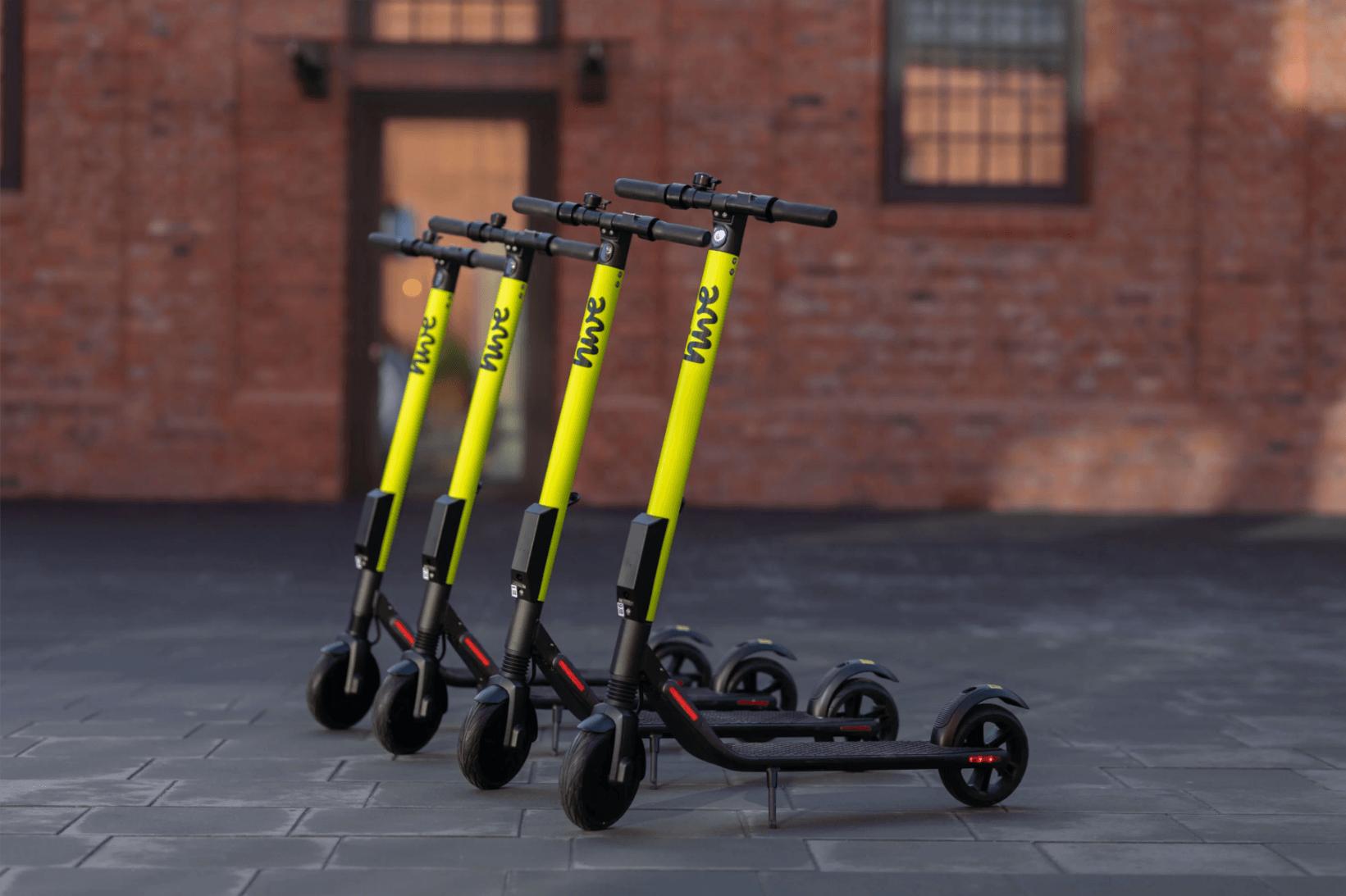 Hulajnogą elektryczną pojedziesz po ścieżkach rowerowych max 25 km/h 21