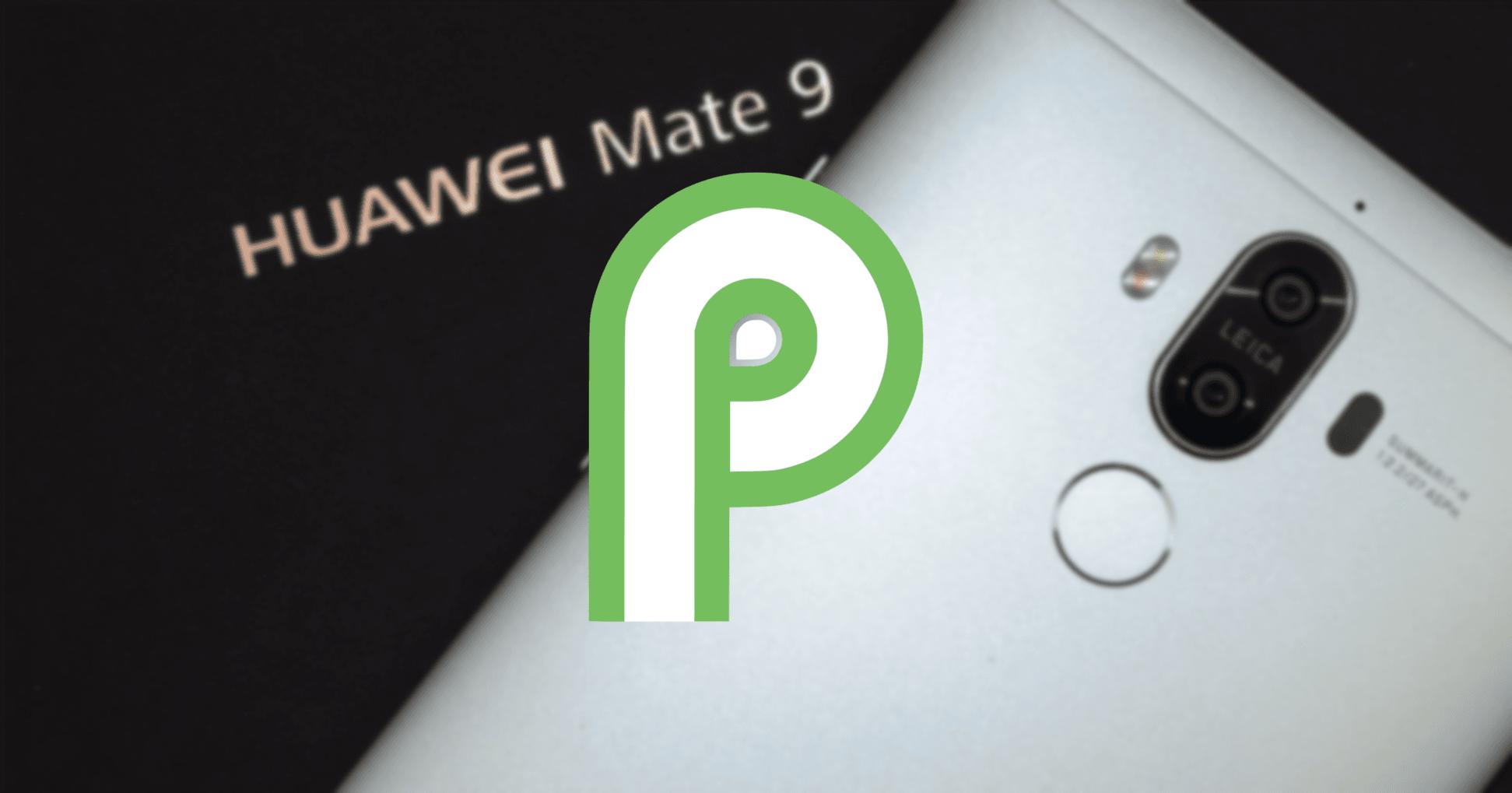 Huawei Mate 9 dostaje aktualizację do Androida 9.0 Pie oraz nakładkę EMUI 9.0.1 22