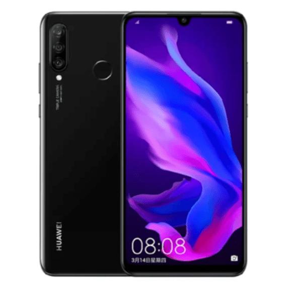 Nova 4e na oficjalnych grafikach. Teraz te wszystkie smartfony Huawei wyglądają tak samo