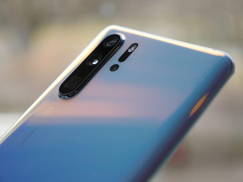 Huawei P30 Pro - pierwsze wrażenia. Zdjęcia nocne mają być jeszcze lepsze! 45