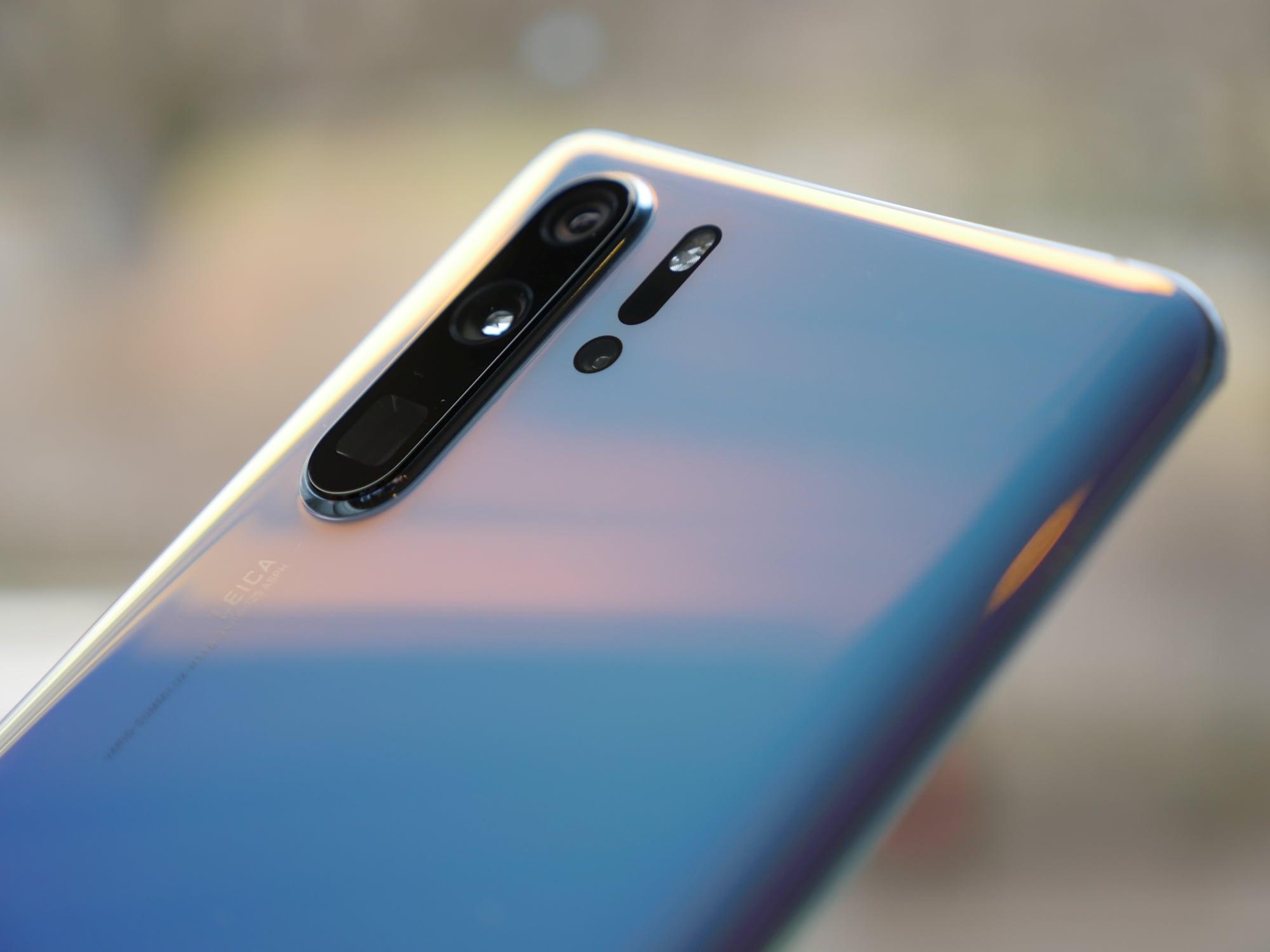 Huawei P30 i P30 Pro dostają powiadomienia firm trzecich na wygaszonym ekranie. Wreszcie! 20