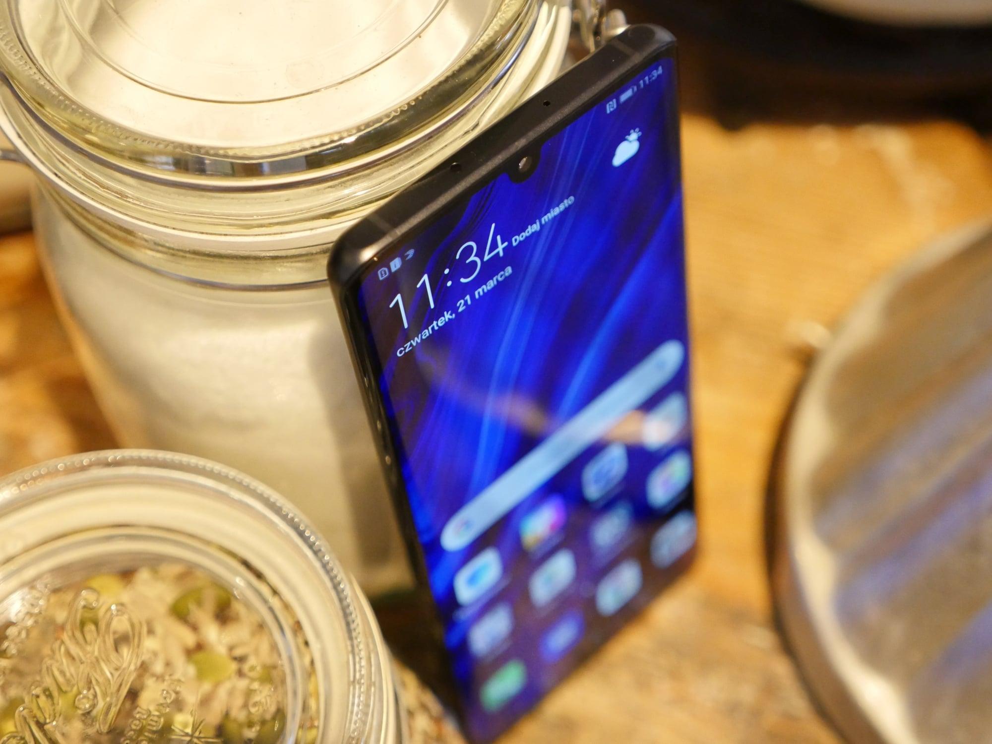 Autorski system Huawei jest już prawie gotowy