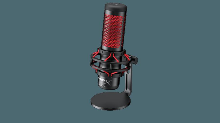 HyperX QuadCast trafił do polskich sklepów. To nowy mikrofon gamingowy dla streamerów i komentatorów 23