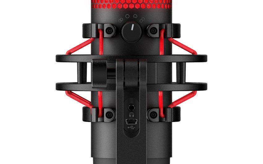 HyperX QuadCast trafił do polskich sklepów. To nowy mikrofon gamingowy dla streamerów i komentatorów 24