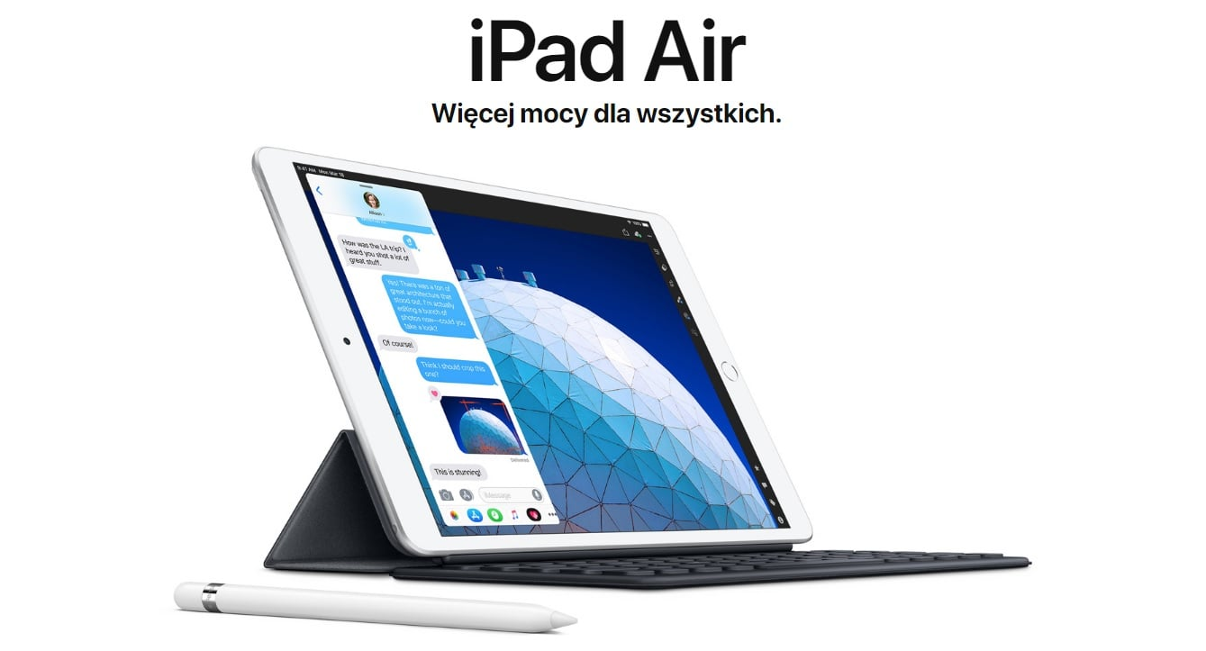 Premiera bez większej pompy: nowy iPad Air i iPad Mini trafiły do sprzedaży (specyfikacja, ceny)