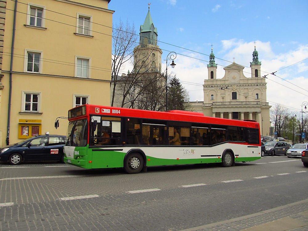 Lublin zamierza uprościć życie swoim mieszkańcom. W planach - karta płatnicza jako bilet komunikacji miejskiej