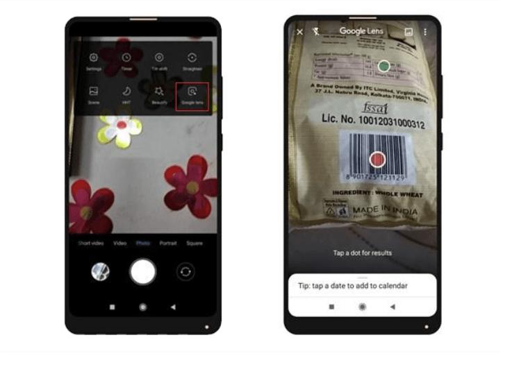 Google Lens trafia na pierwsze smartfony od Xiaomi
