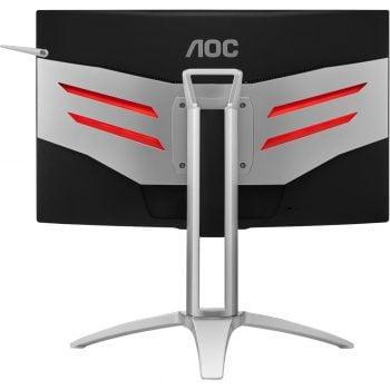 AOC AG272FCX6 - zakrzywiony monitor dla graczy z 27-calową matrycą i wsparciem dla AMD FreeSync 23