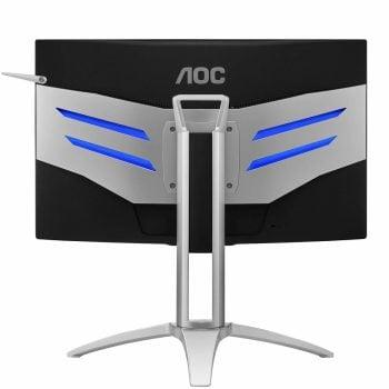 AOC AG272FCX6 - zakrzywiony monitor dla graczy z 27-calową matrycą i wsparciem dla AMD FreeSync 24