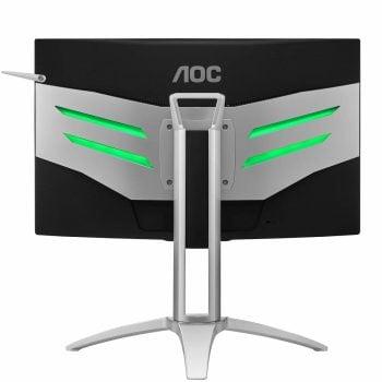 AOC AG272FCX6 - zakrzywiony monitor dla graczy z 27-calową matrycą i wsparciem dla AMD FreeSync 25