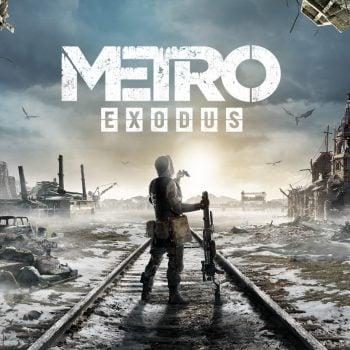 Cover Art Metro Exodus