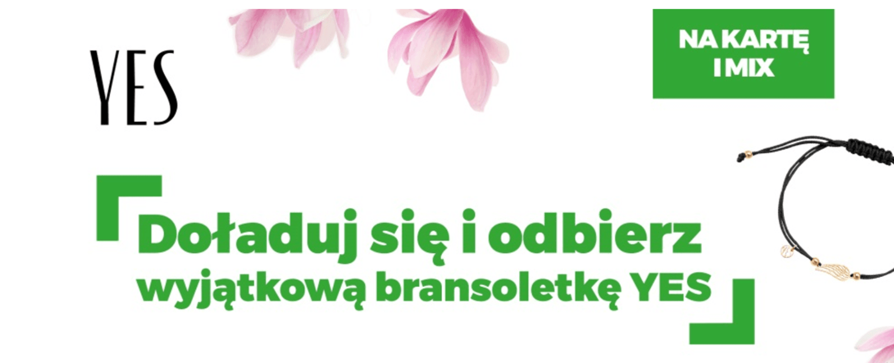 Promocja na Dzień Kobiet w Plusie: doładuj konto za 50 zł, a dostaniesz bransoletkę w prezencie 26