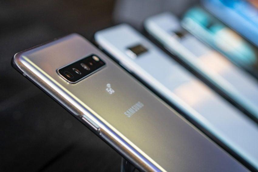 smartfon Samsung Galaxy S10 5G