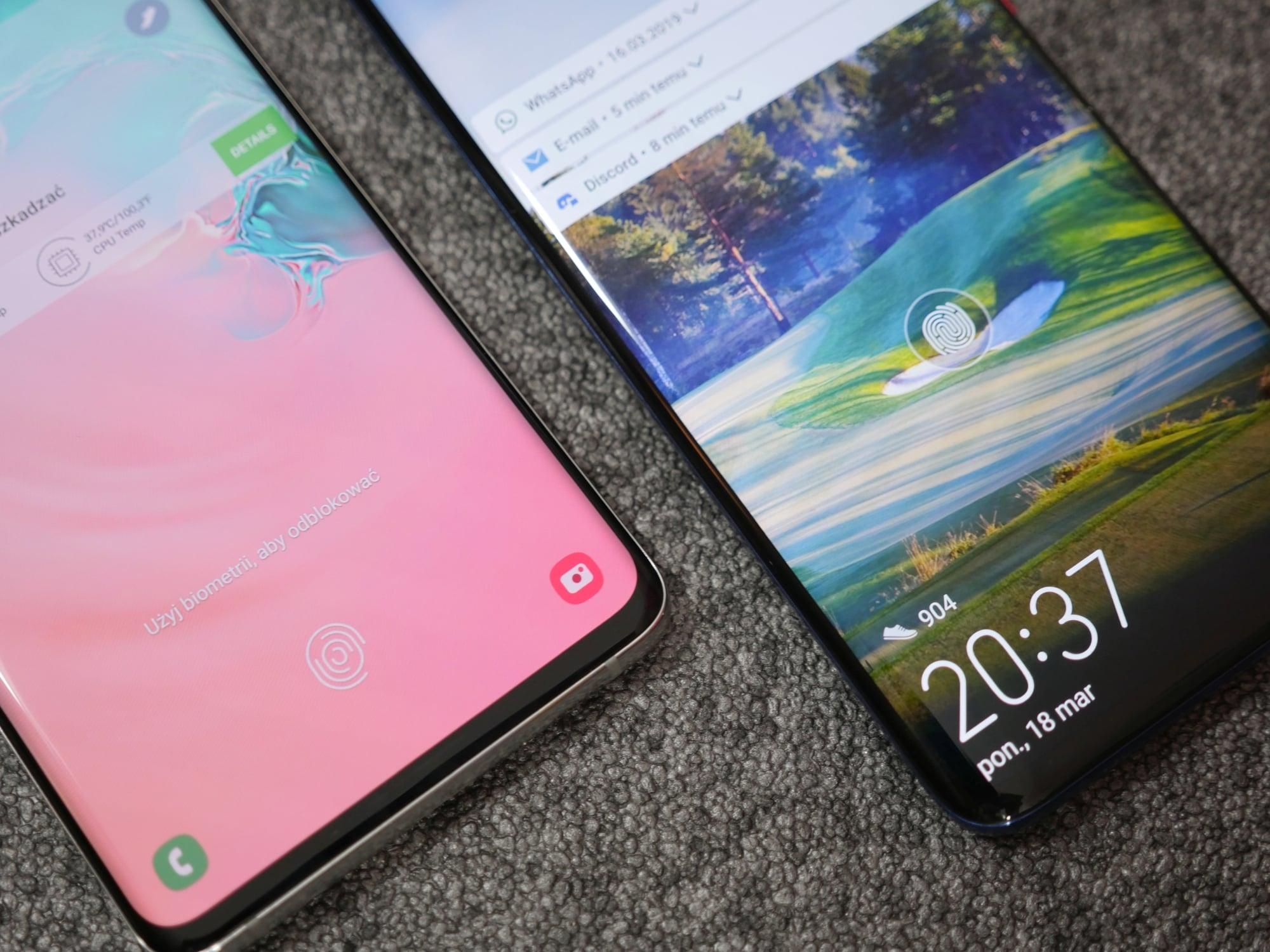 Huawei był przez chwilę największym producentem smartfonów na świecie 18