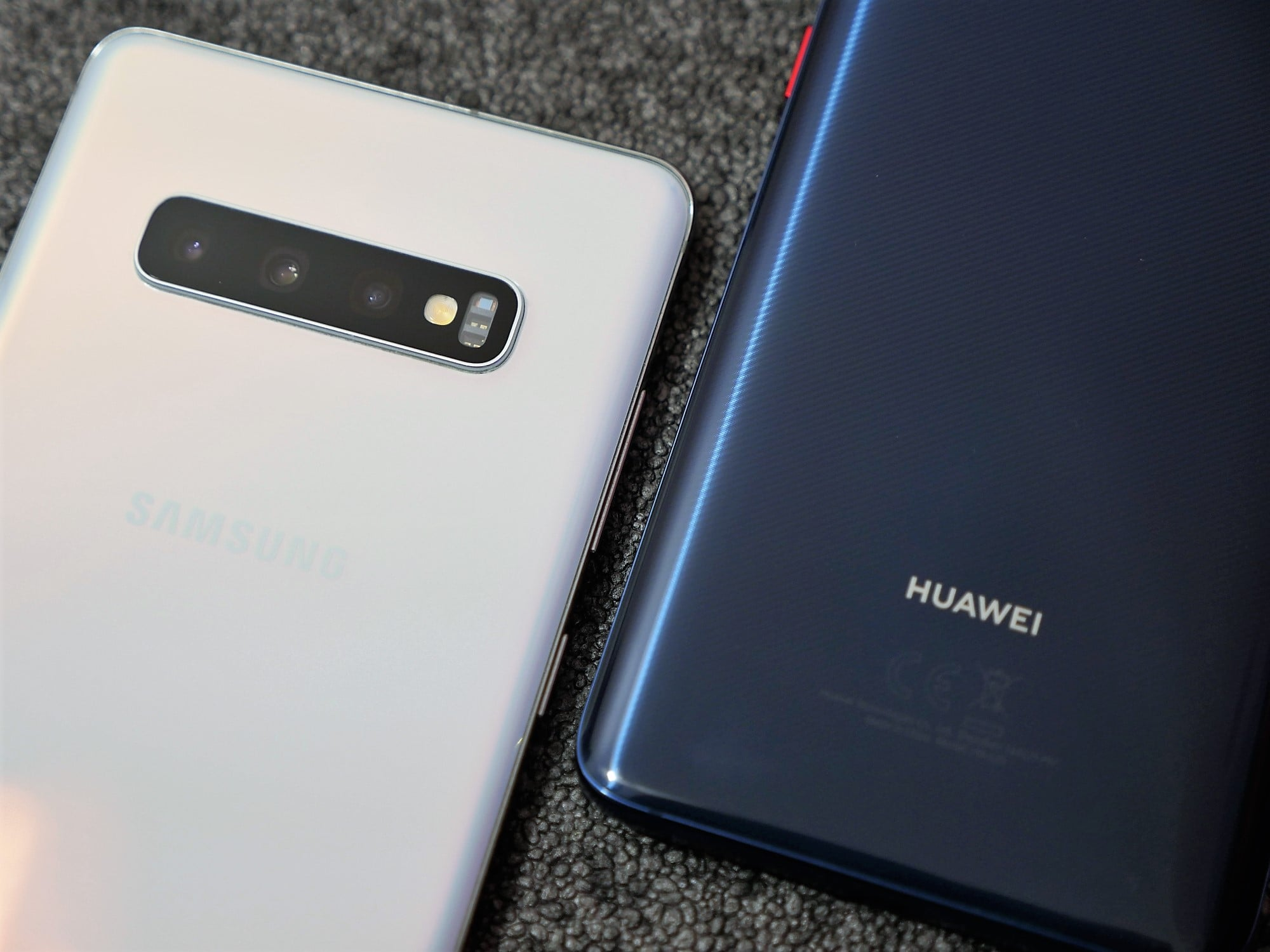 Huawei coraz bliżej Samsunga. Czas pokaże, czy zamienią się miejscami na podium