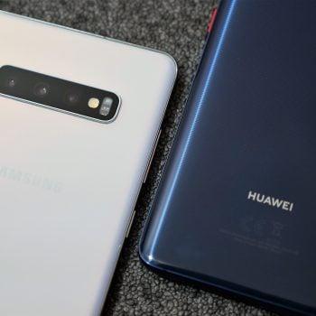 Historyczny moment - Huawei największym producentem smartfonów na świecie, Samsung oddał koronę 52
