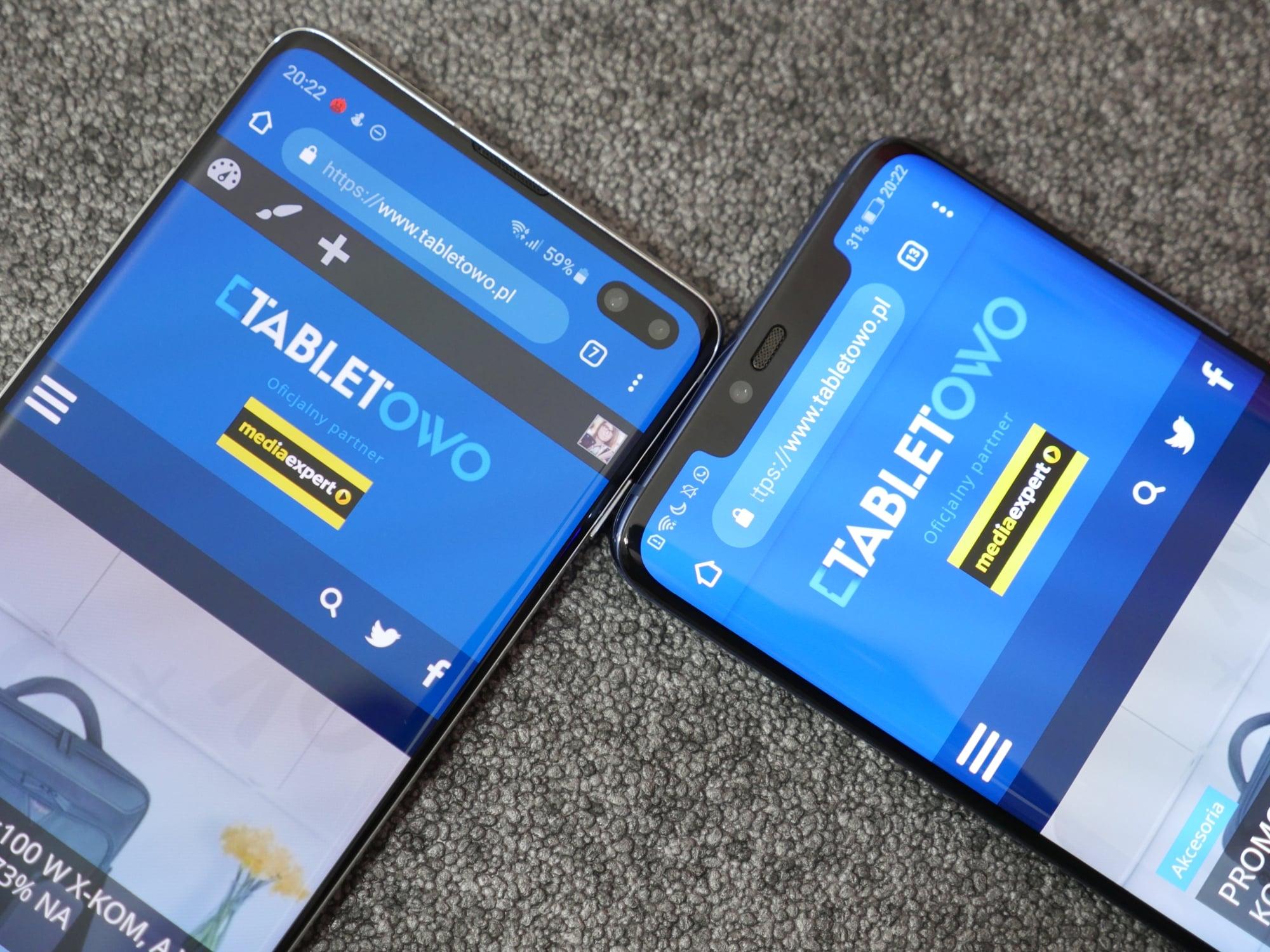 Co powiecie na Huawei Mate 30 Pro z ekranem 90 Hz?