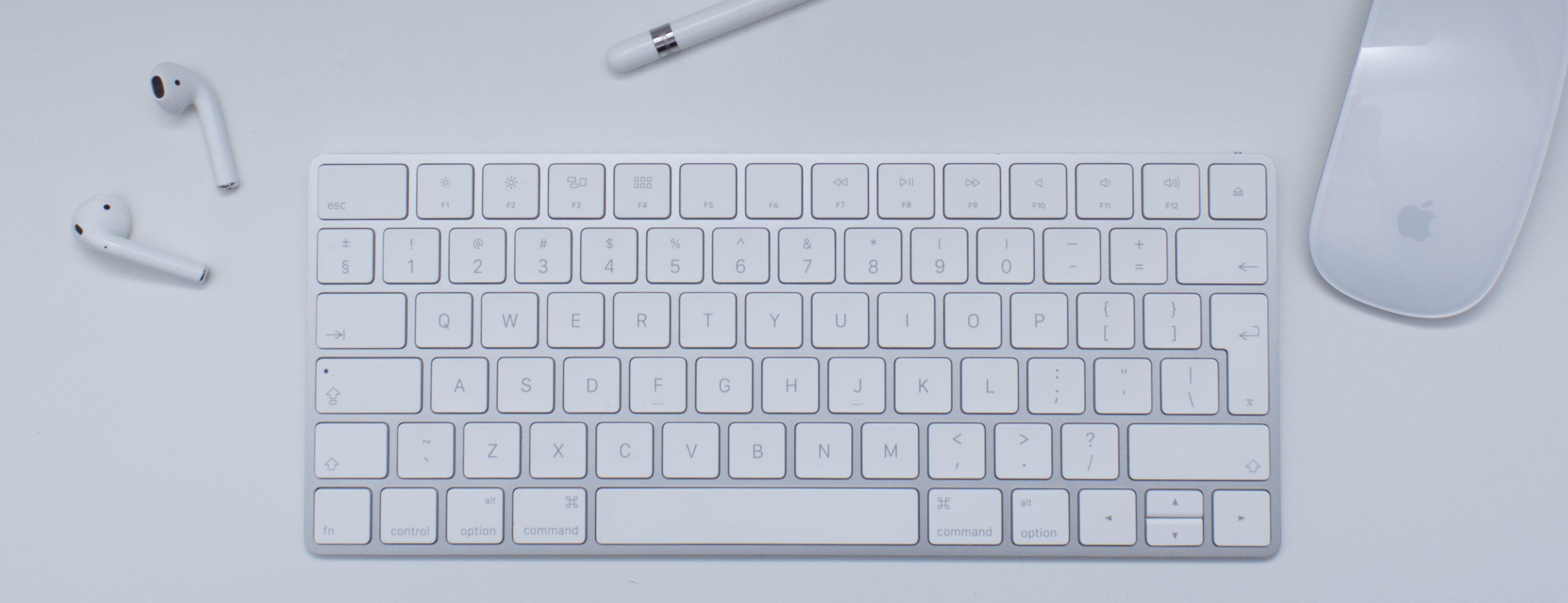 Klawiatura Apple Magic Keyboard 2 - lata mijają, a ja wciąż jestem z niej zadowolony