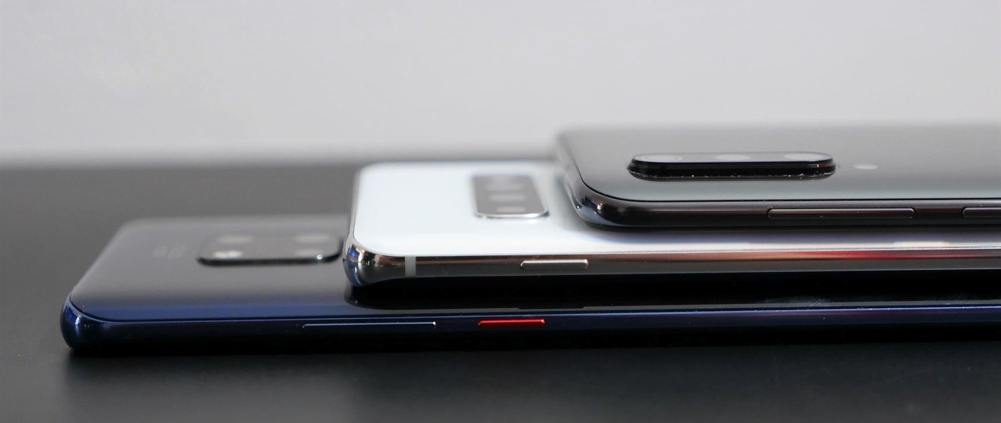 Nasze ślepe porównanie wygrał... Samsung Galaxy S10+