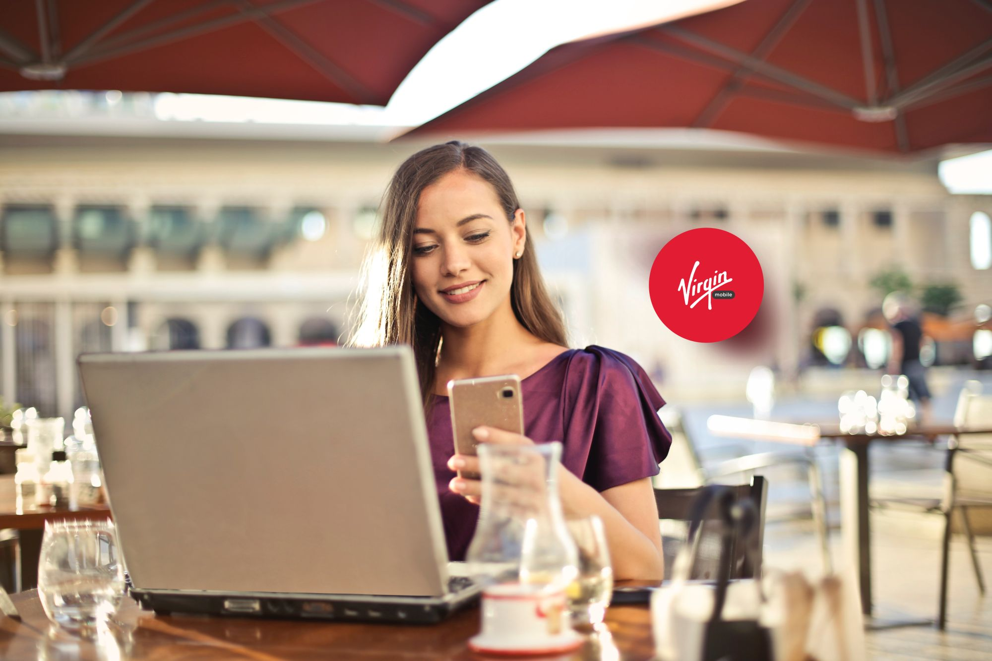 W Virgin Mobile od teraz kupisz też internet mobilny. Obecni klienci zapłacą mniej