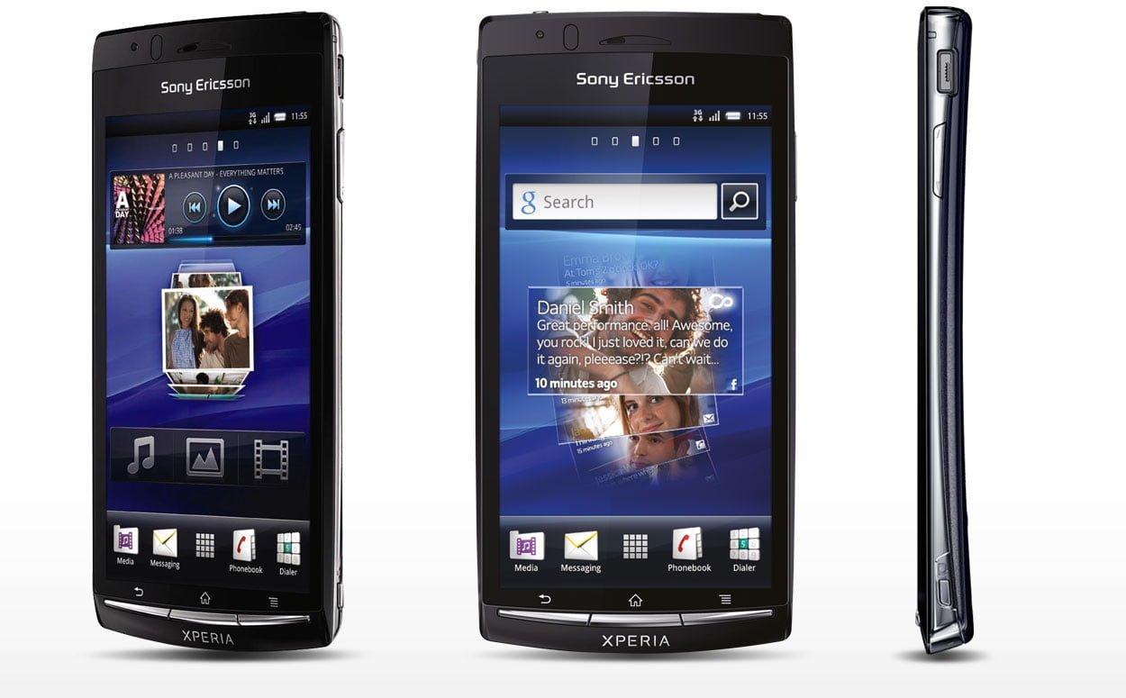 Z Pamiętnika Recenzenta: Sony Ericsson Xperia arc - tak kiedyś telefony robiły zdjęcia w nocy 2