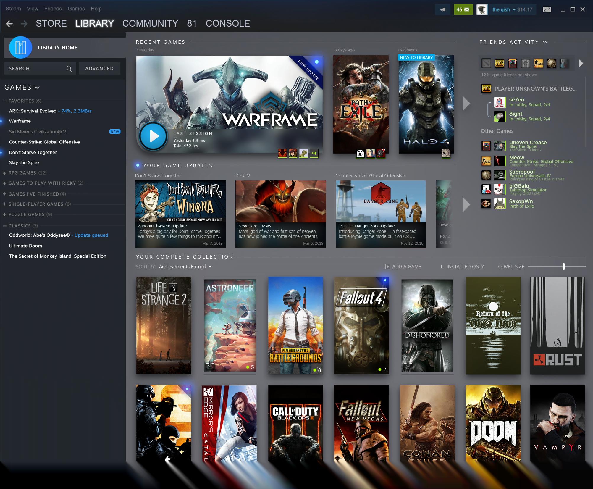 Steam wreszcie dostanie nowy wygląd - Valve pracowało nad odświeżeniem szaty graficznej od miesięcy