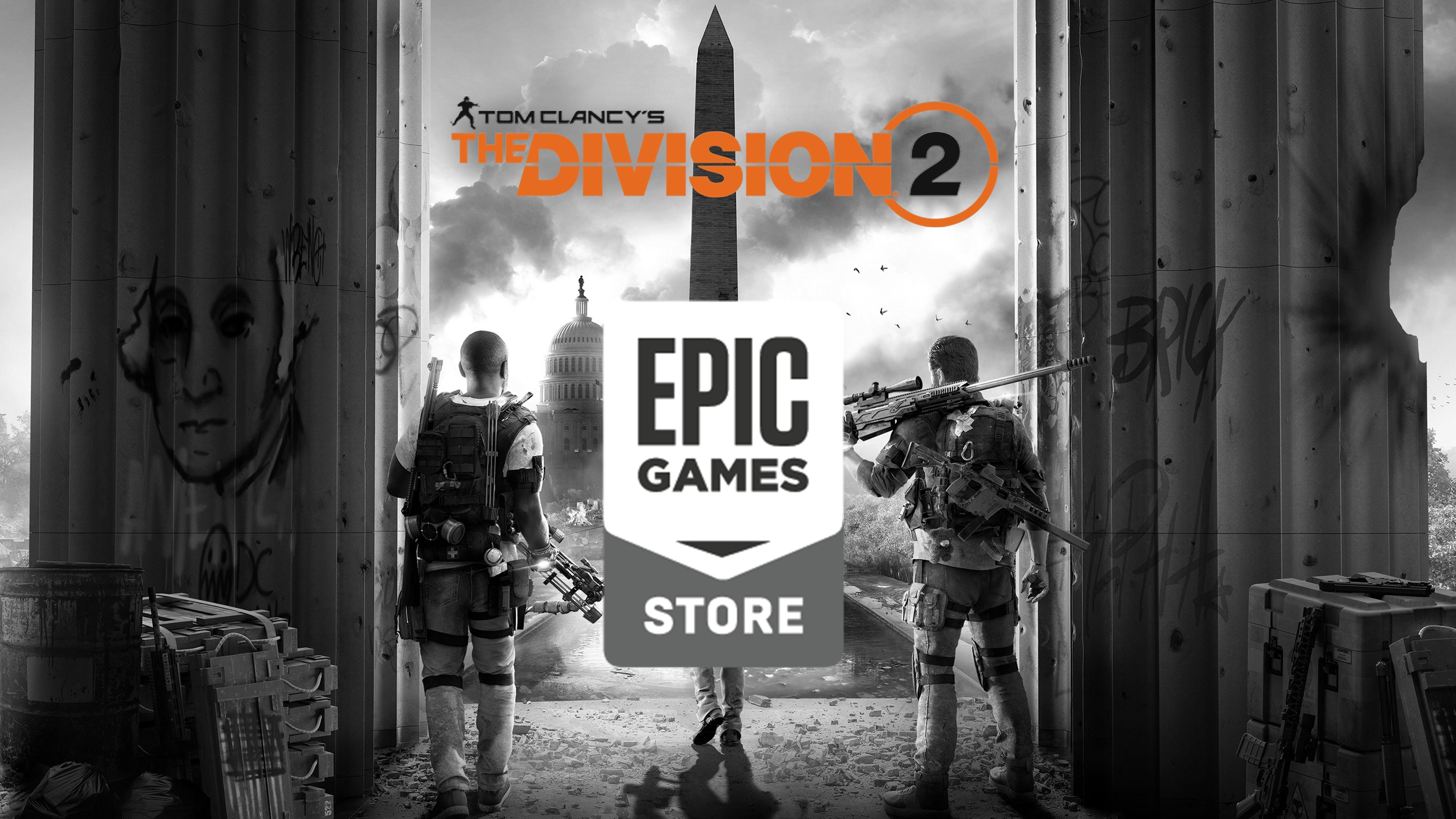 The Division 2 wycofane z dystrybucji innych sklepów niż Epic Games Store i Ubistore 19