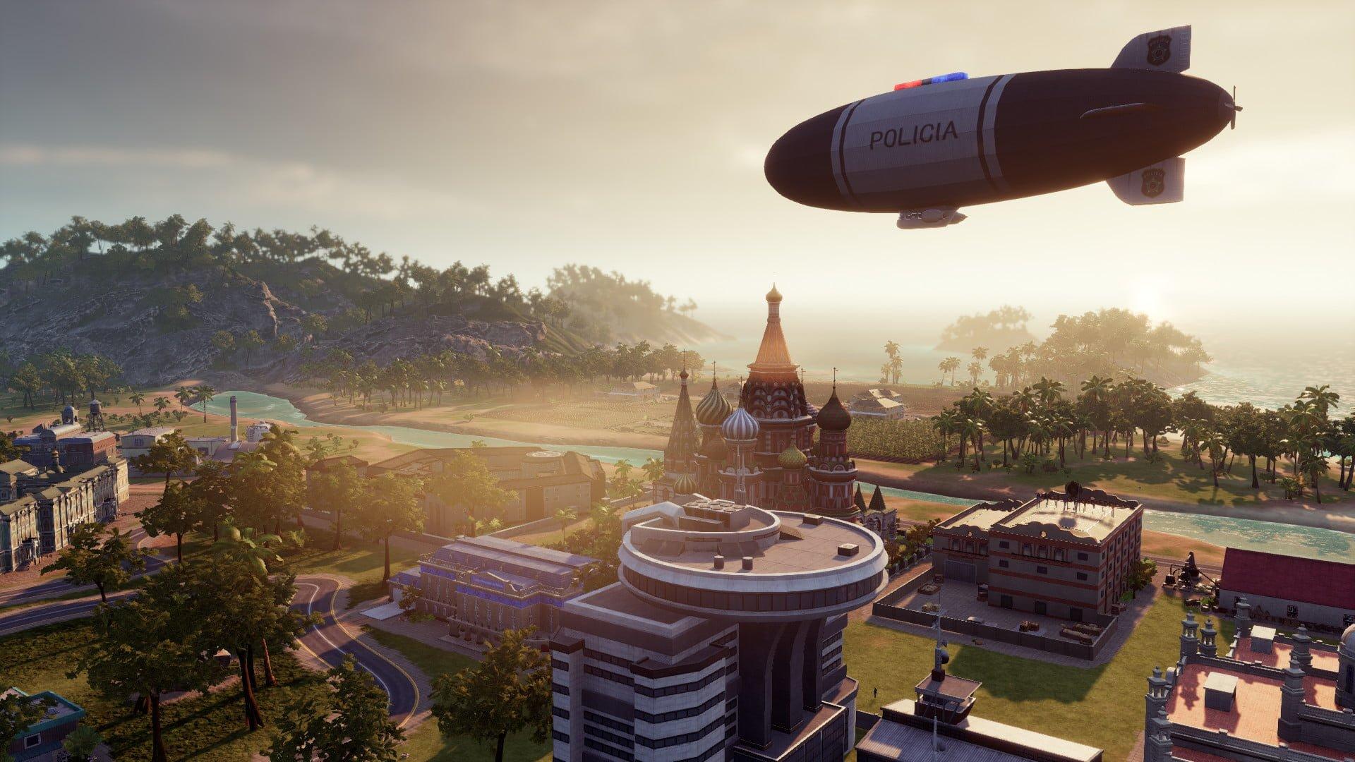 To już. Tropico 6 dostępne na Steamie. El Presidente nie przesadził z wyceną, choć zbyt hojny też nie był 17