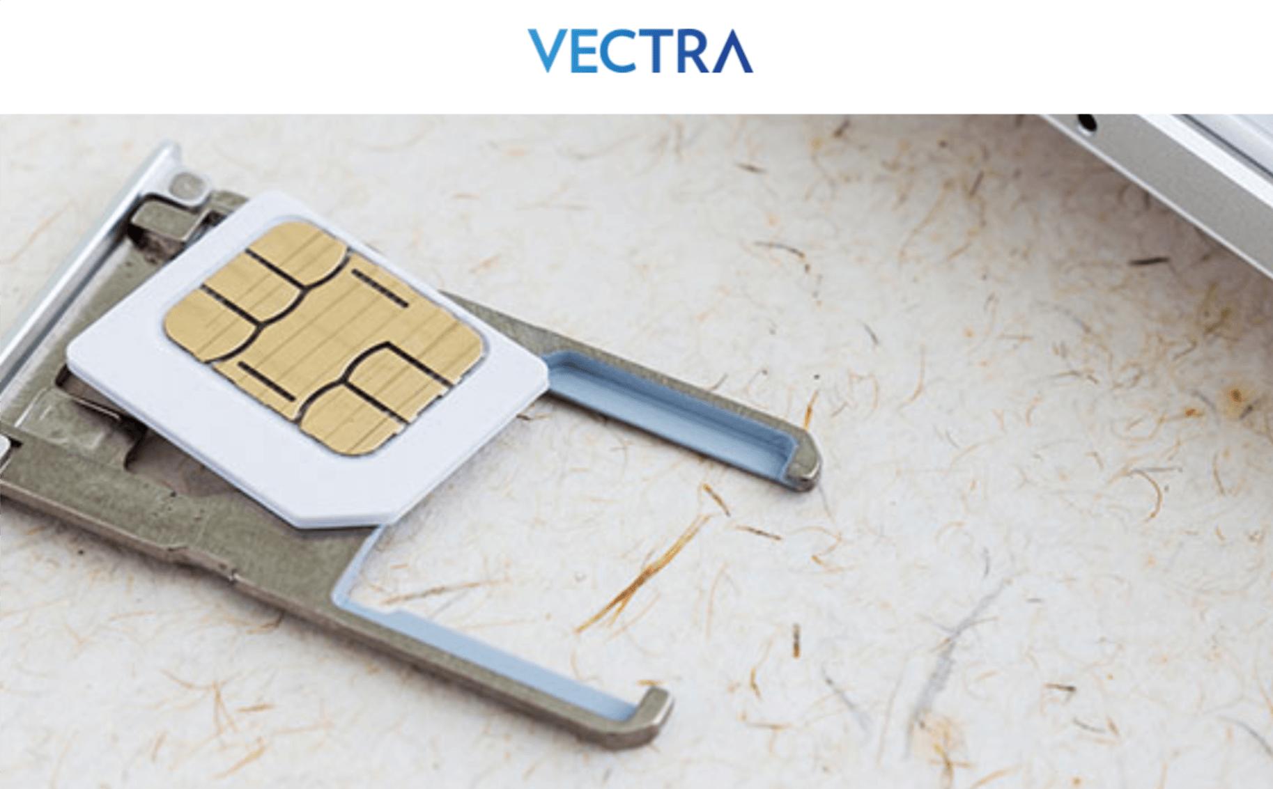 Vectra przedstawia nową ofertę telefoniczną. Dotychczasowi klienci będą mieli taniej 18