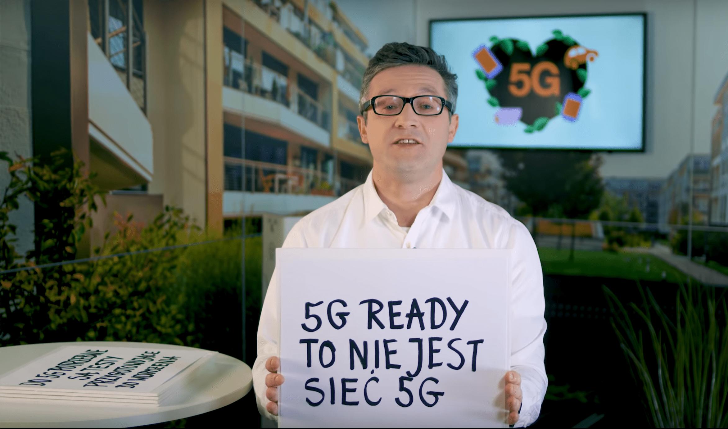 """Rzecznik Orange z krucjatą przeciw pokrętnemu marketingowi Play. """"5G Ready to nie jest sieć 5G"""" 27"""