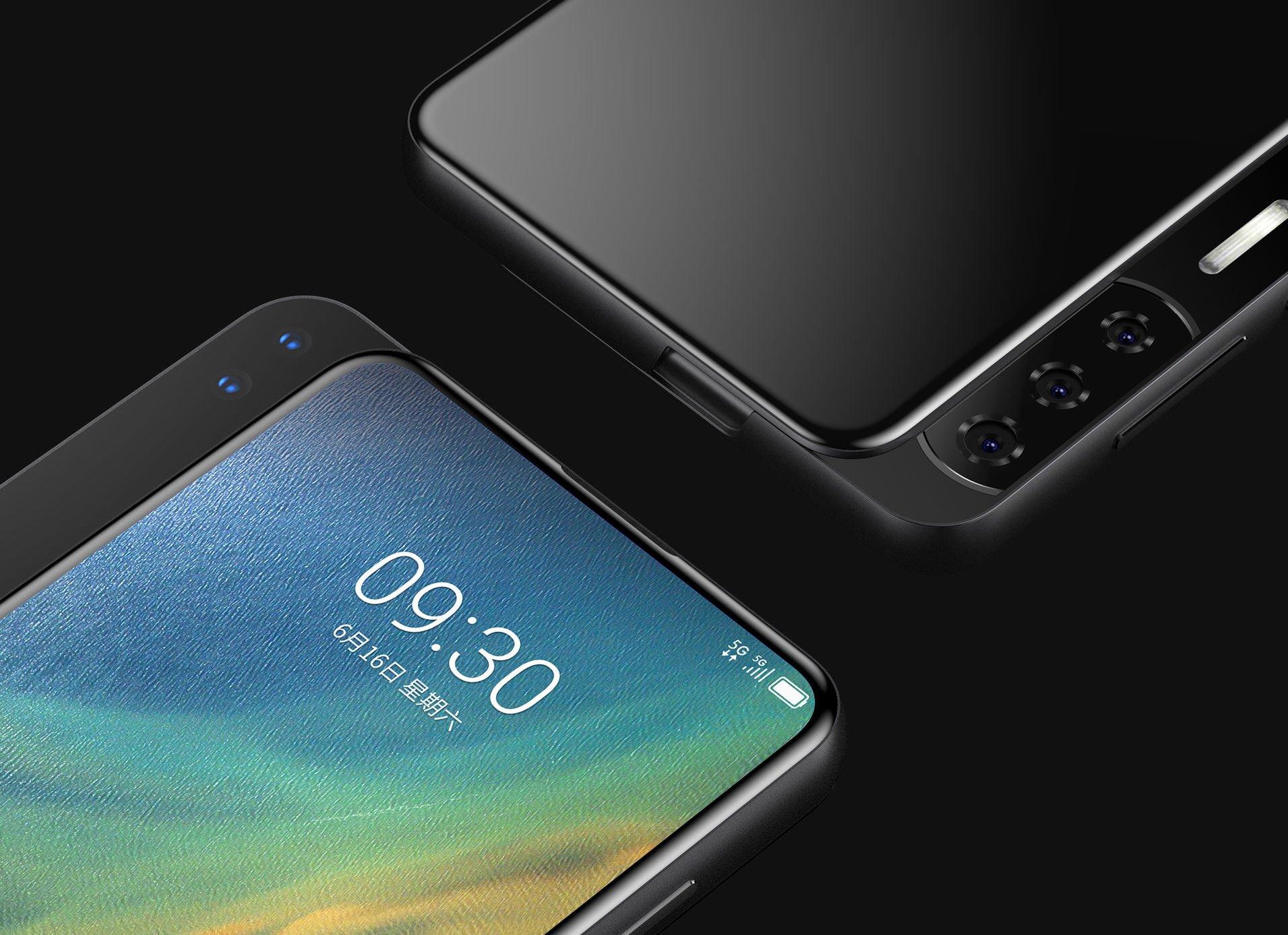 Niepotrzebne czy genialne? ZTE przygotowuje smartfon ze sliderem i aparatem wysuwanym... z boku