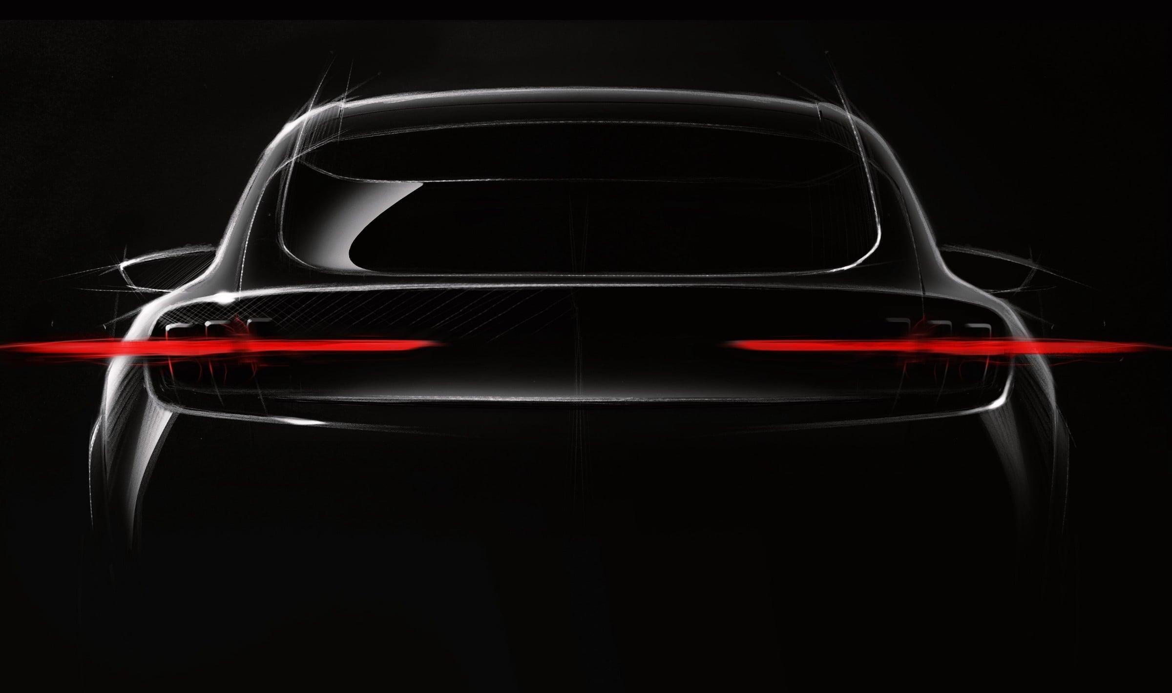 Elektryczny SUV inspirowany Fordem Mustangiem zapewni 600 km zasięgu 16
