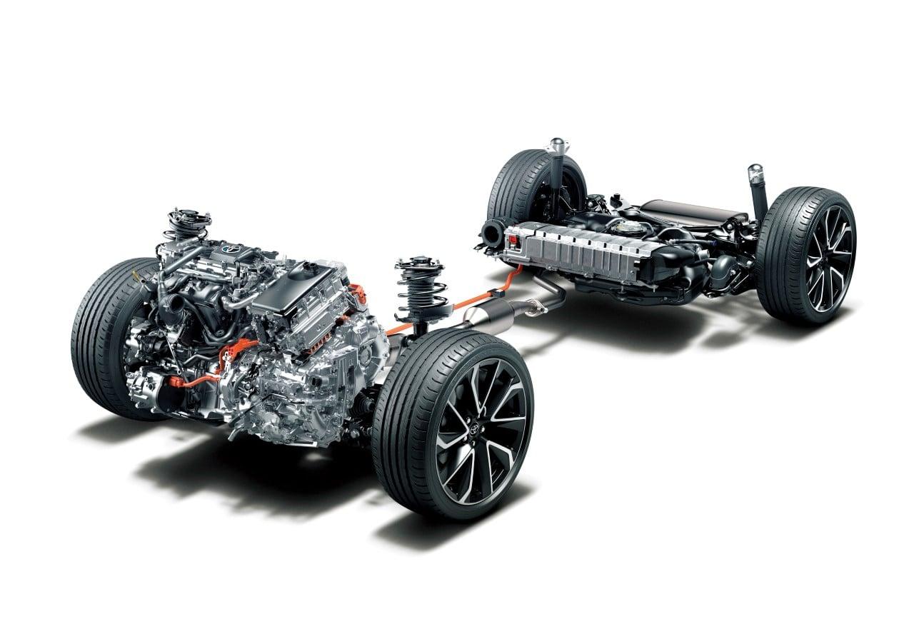 Toyota udostępniła 24 000 patentów na technologie