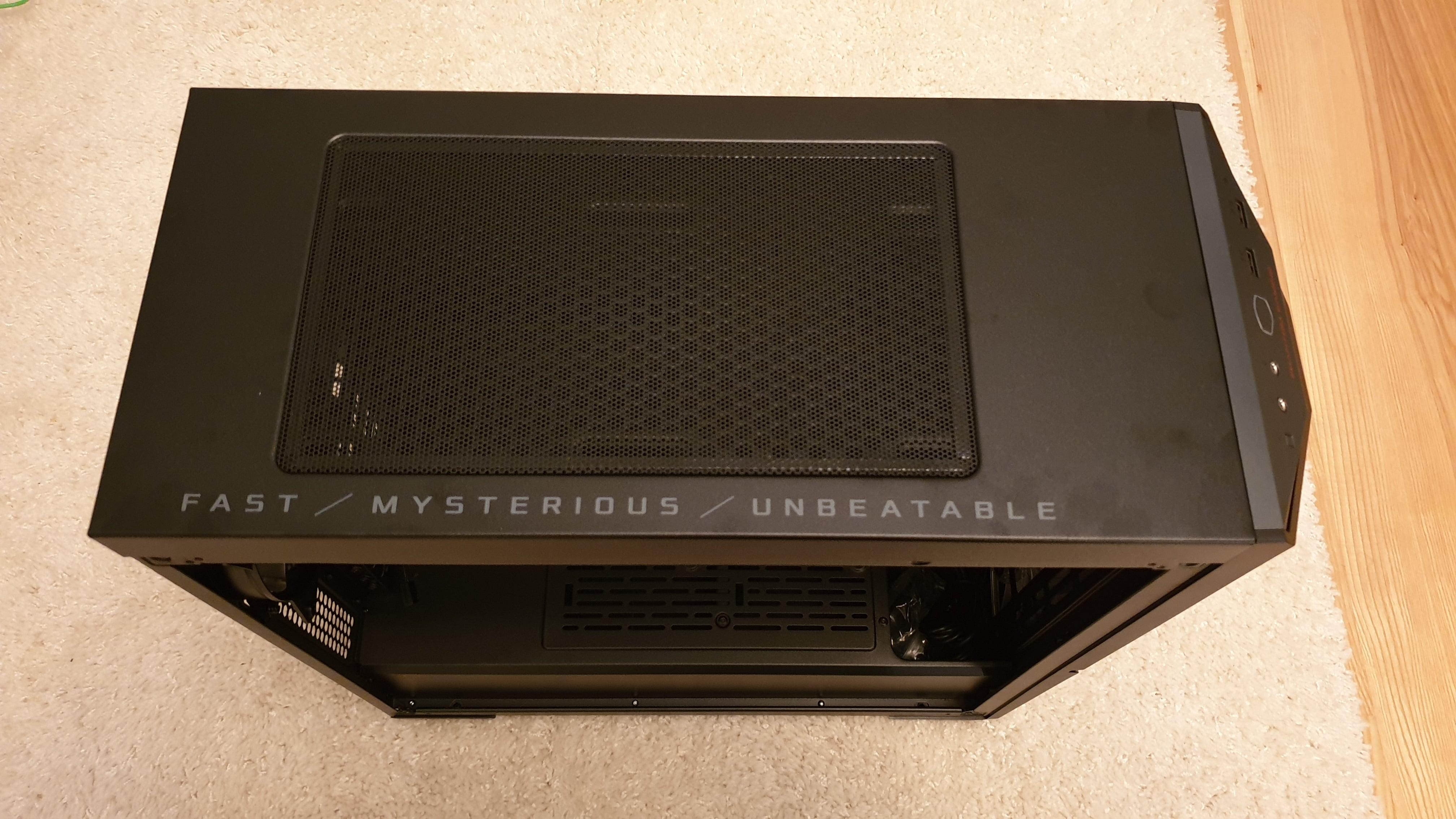 Test obudowy Cooler Master MasterBox K500 Phantom Gaming Edition - tak długa nazwa musi zwiastować cuda? 22