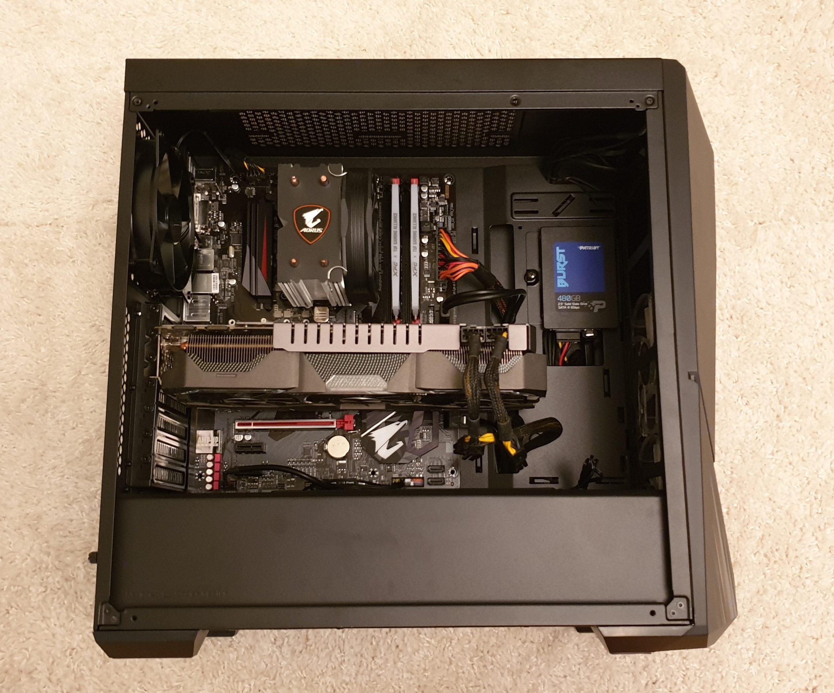 Test obudowy Cooler Master MasterBox K500 Phantom Gaming Edition - tak długa nazwa musi zwiastować cuda? 36