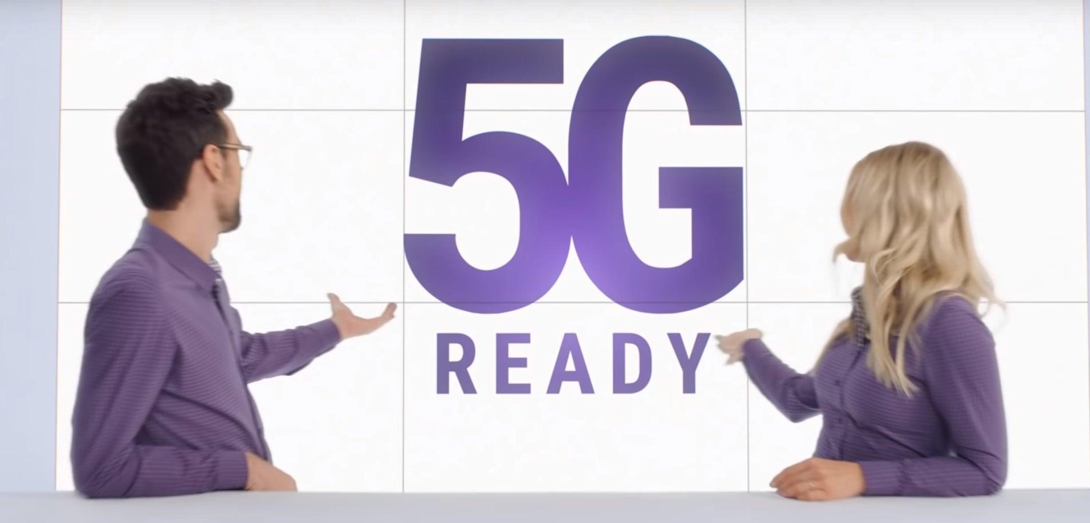 """T-Mobile wniósł pozew przeciwko Play i jego """"5G Ready"""". Fioletowi mają zakaz używania tego hasła w reklamach 24"""