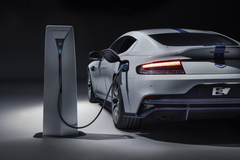 Elektryczny Aston Martin anulowany? To prawdopodobny scenariusz 17