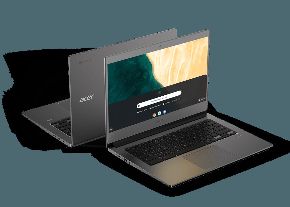 Acer zainwestował w Chromebooki i laptop, któremu niestraszny kontakt ze służbami celnymi na lotniskach 18
