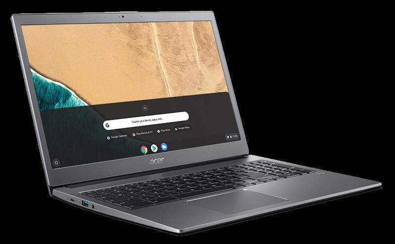 Acer zainwestował w Chromebooki i laptop, któremu niestraszny kontakt ze służbami celnymi na lotniskach 19