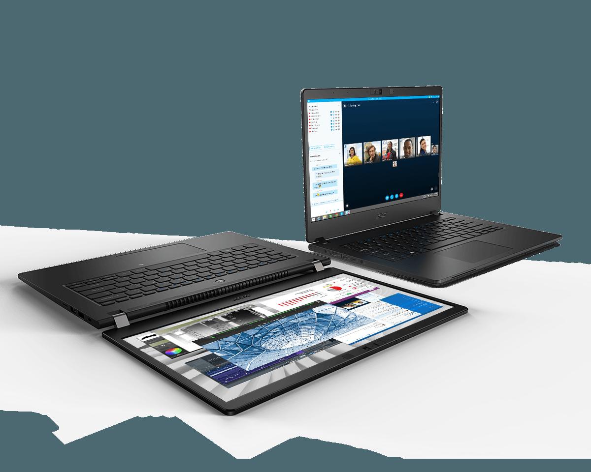 Acer zainwestował w Chromebooki i laptop, któremu niestraszny kontakt ze służbami celnymi na lotniskach 21