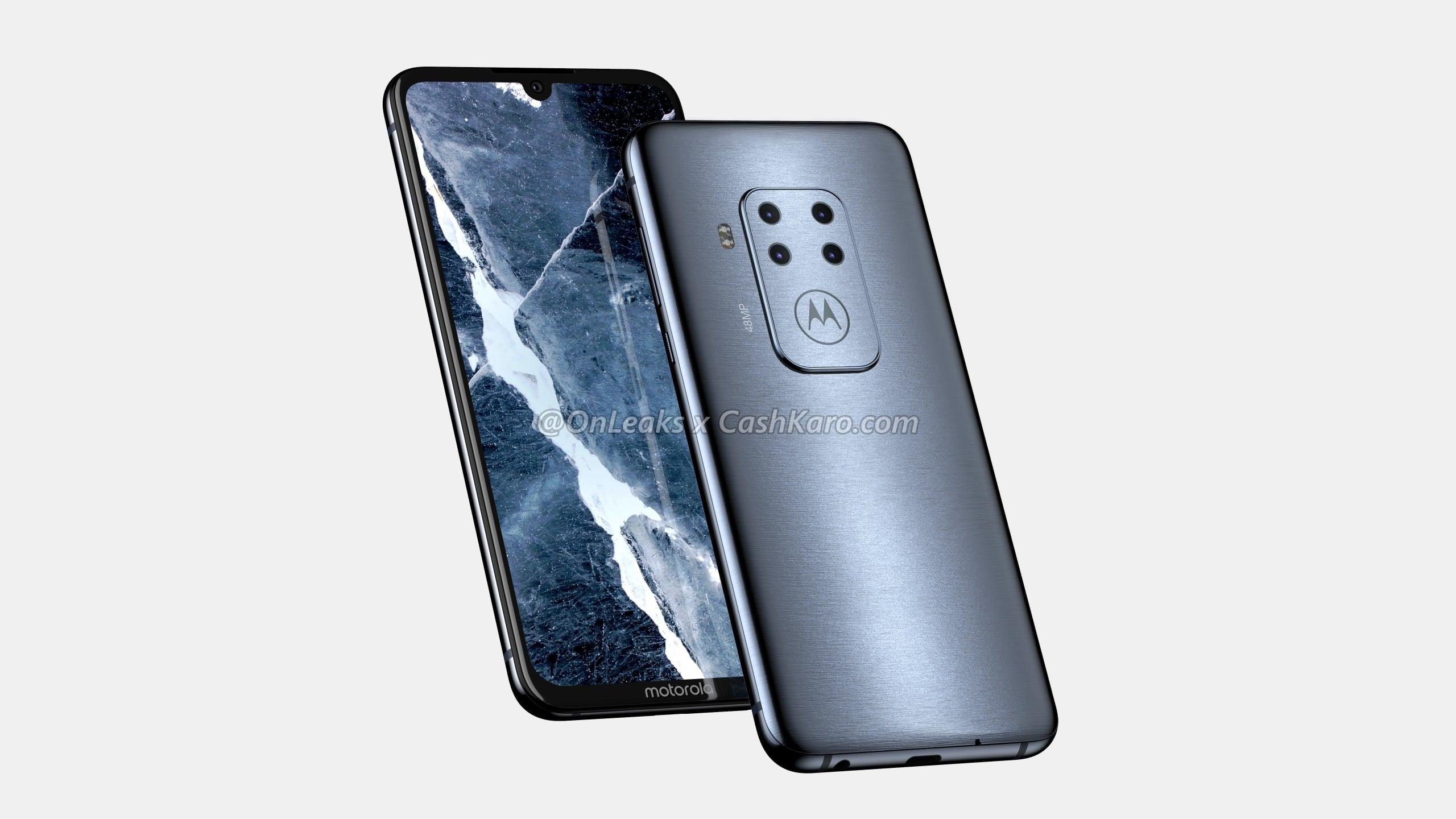 Motorola One Pro będzie pierwszą Motką z poczwórnym aparatem 17