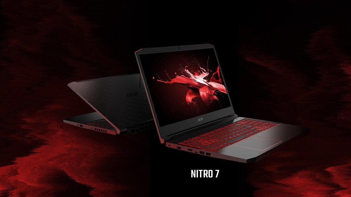 Nowe laptopy gamingowe Acera z serii Nitro i mocarny Predator Helios