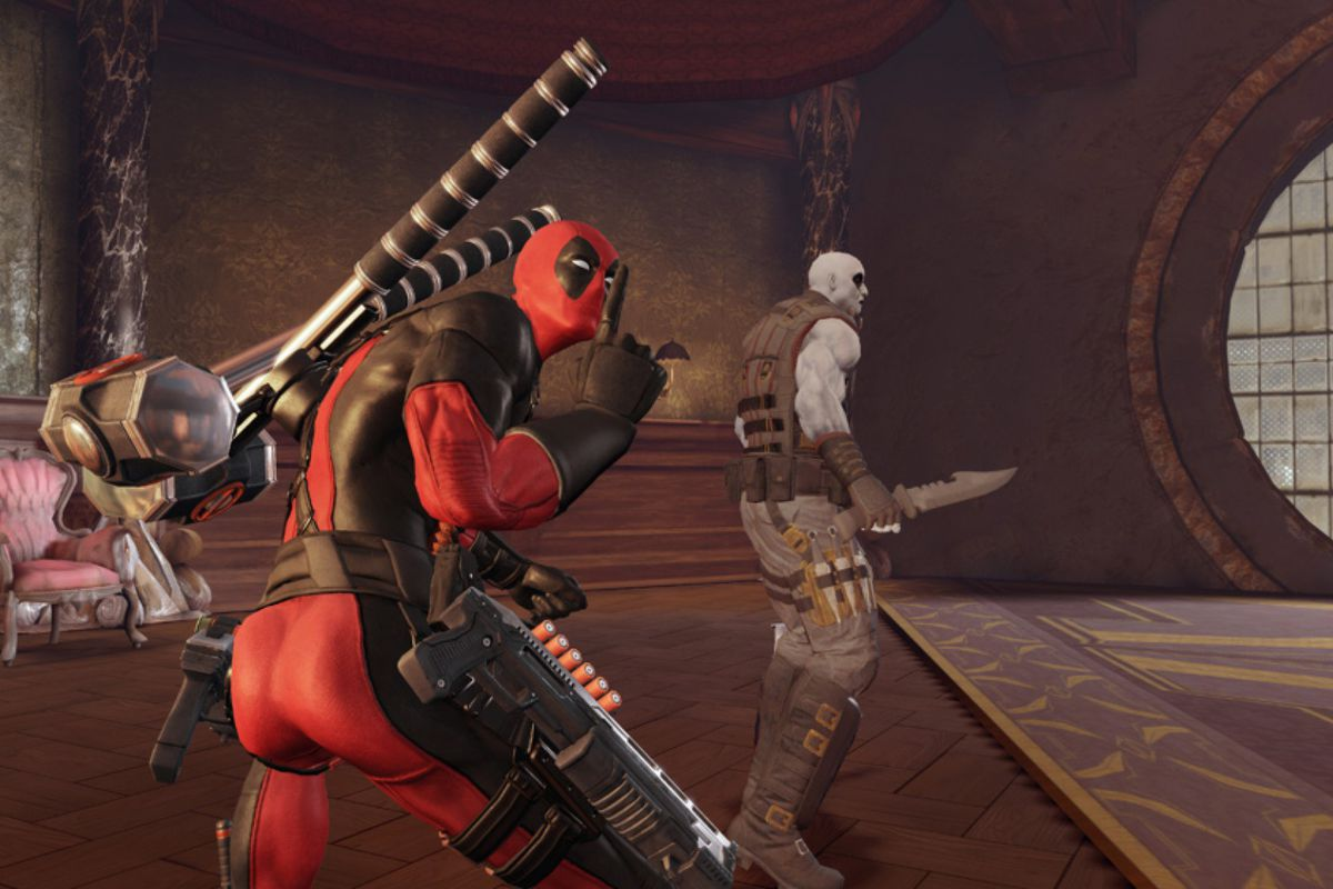 screen z gry Deadpool: The Video Game